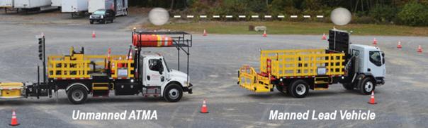 Automated Truck Mounted Attenuator